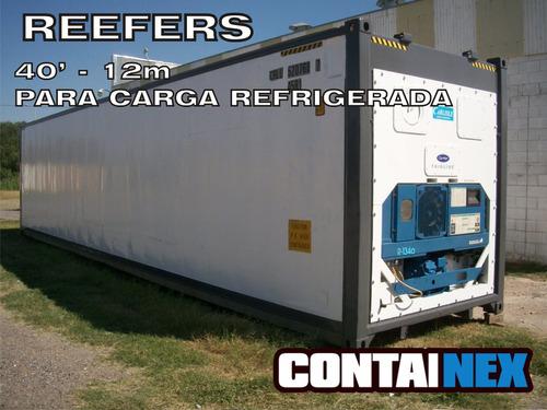 contenedores refrigerados