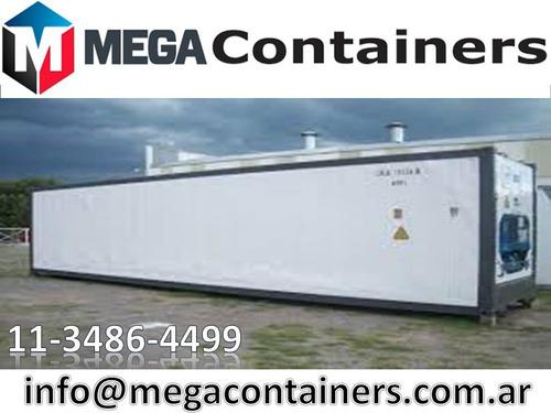 contenedores refrigerados camara frigorifica san fernando