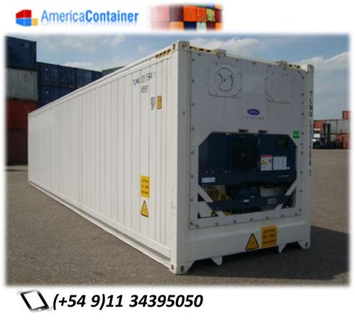 contenedores refrigerados  / containers reefers entre rios.