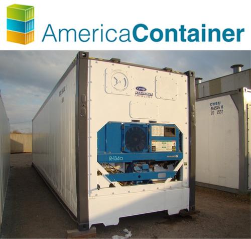 contenedores refrigerados  / containers reefers san nicolas.
