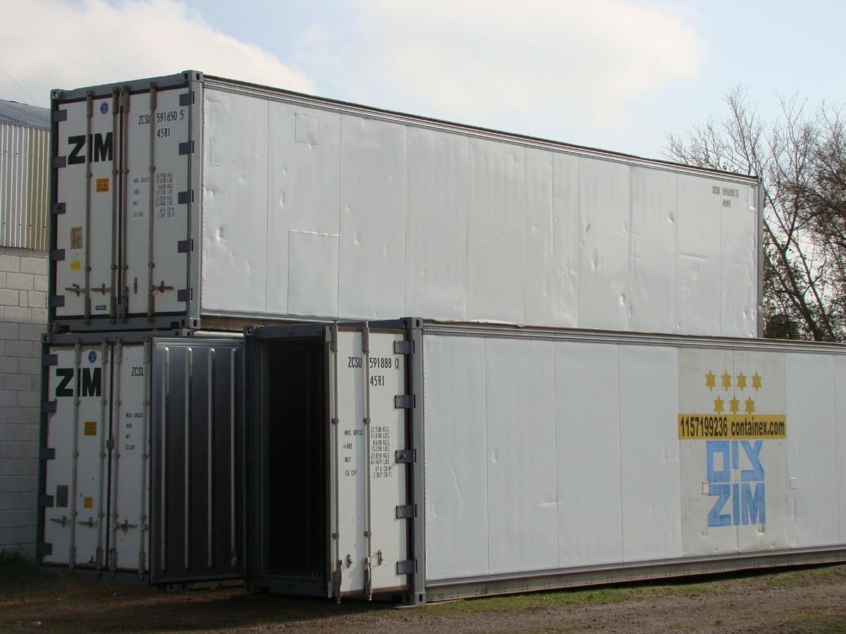 contenedores refrigerados contenedores térmicos reefers