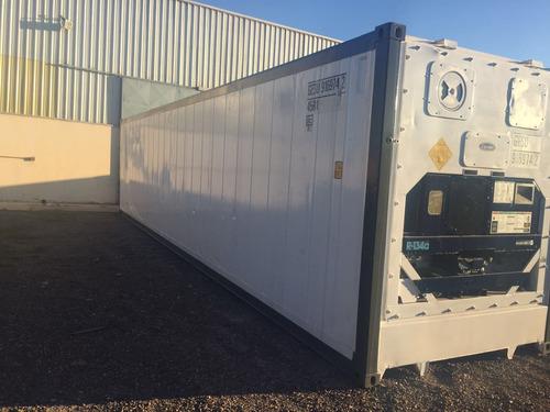 contenedores refrigerados reefers 40 pies corrientes