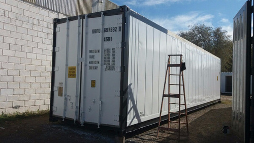 contenedores refrigerados reefers 40 pies refrigerados.