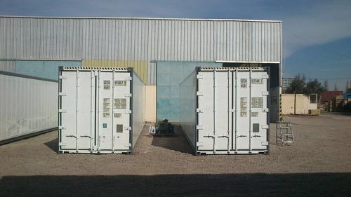 contenedores refrigerados reefers 40 pies rio negro