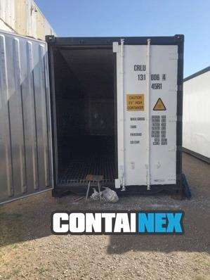 contenedores refrigerados reefers - camaras frigorificas