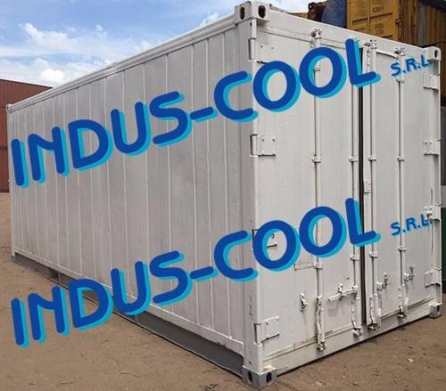 contenedores refrigerados - reefers - contenedores maritimos
