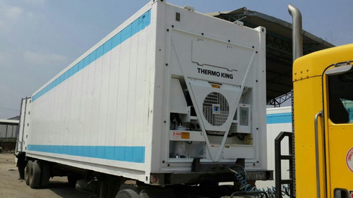 contenedores refrigerados thermo king