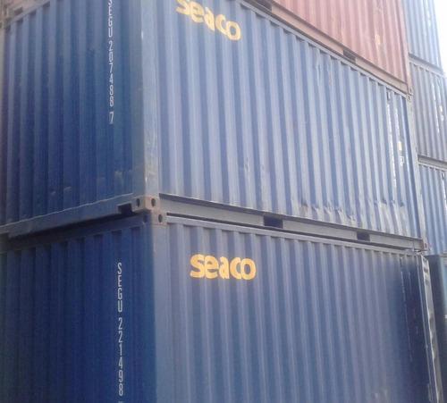 contenedores secos 20  pies