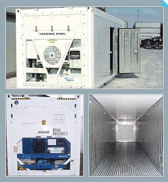 contenedores termicos! - refrigerados