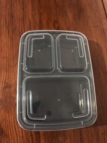 contenedores / tuppers para comida