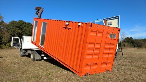 contenedores/container/oficina/modulos habitables/