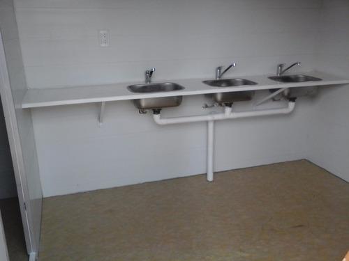 contenedores/containers marítimos sanitario 5 duchas 20 pies
