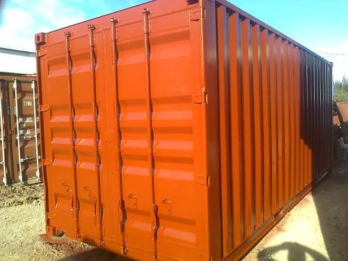 contenedores/containers mitad galpón / mitad oficina