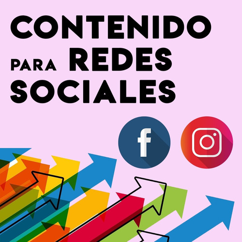 contenido para redes sociales (community manager)