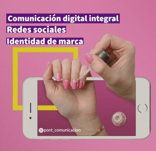 contenido y manejo de redes sociales