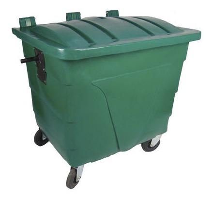 contentor de lixo de 1000 litros