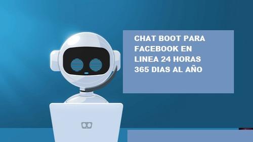 contestador automatico para facebook tu vendedor online