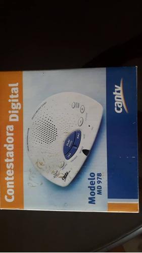 contestadora digital modelo md 978 cantv