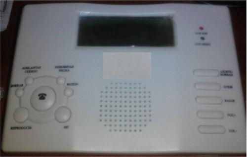 contestadora telefónica digital