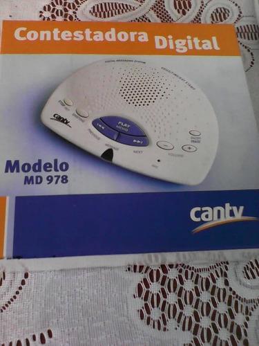 contestadora telefonica digital
