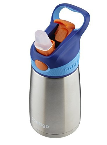 contigo autospout straw striker chill  botella de agua para