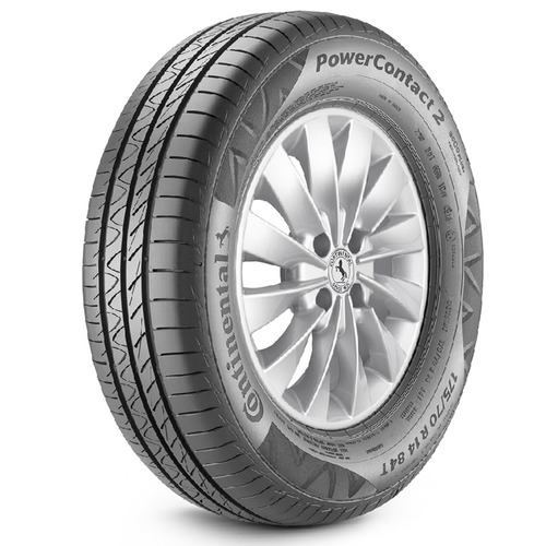 continental 205/65/15 conti power contact 2 + ecosport