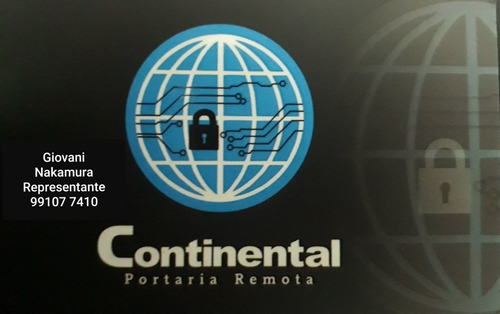 continental portaria remota