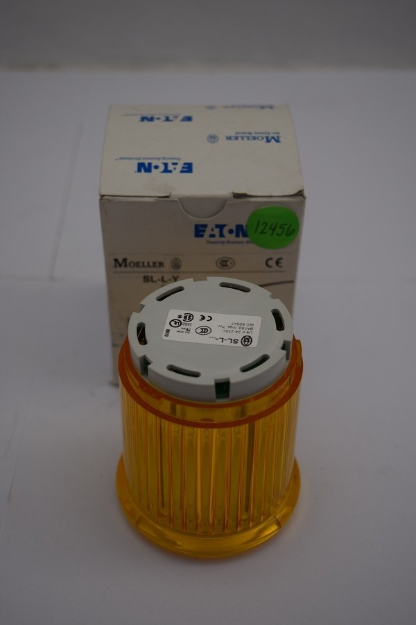 MOELLER SL-L-Y Yellow Light Module 24-230V
