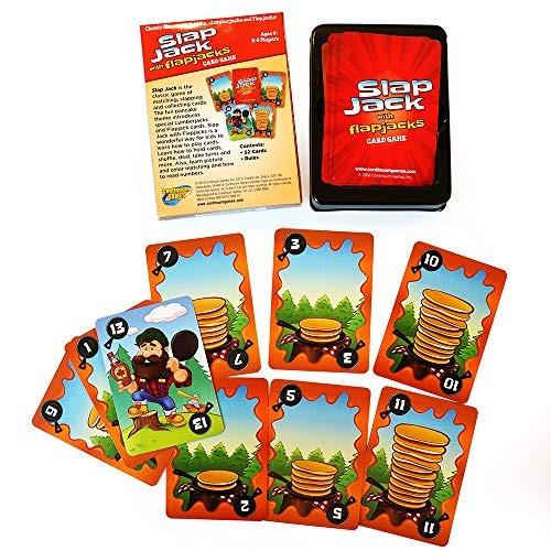 Continuum Games Slap Flap Jacks Juegos De Mesa 25 419 En Mercado