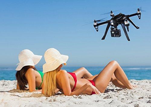 contixo f17 rc fotografía quadcopter drone 4k ultra hd 16mp