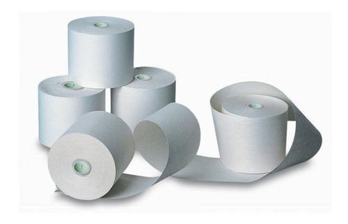 contometros - rollos de papel térmico 80mm x 80mm disponible