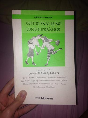 contos brasileiros contemporâneos-antologia de contos