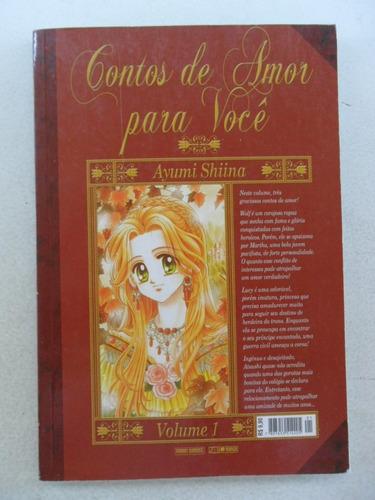 contos de amor para você nº 1! panini nov 2010!