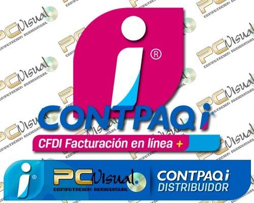contpaq i cfdi facturación en línea+ aplicación web contpaqi