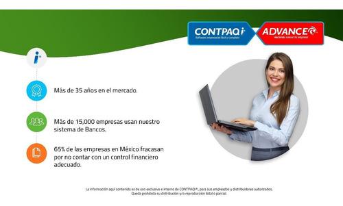 contpaqi software bancos