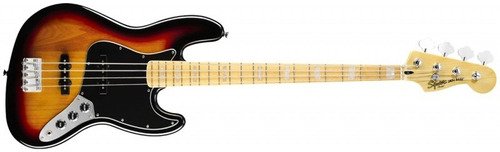 contra baixo fender squier vintage modified j.bass 77 500