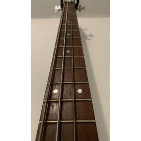 Contra Baixo Usado Condor Bass 4 Cordas Passivo Jazz Braço