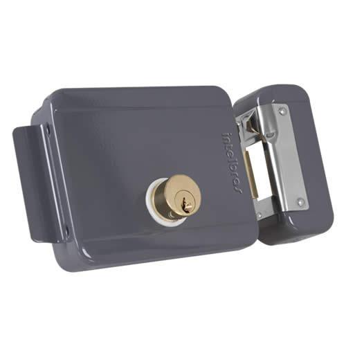 contra chapa electrica puerta con chapa presión 250kg al130