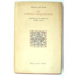 contra inquisicion exiliado español kahn judaismo raro 1946
