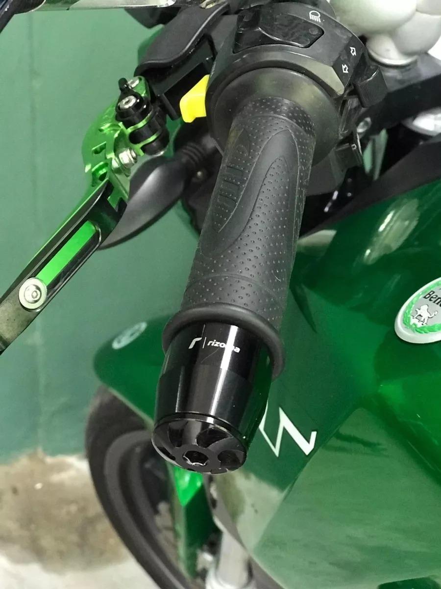 Rizoma-Manillar para bicicleta aluminio color negro