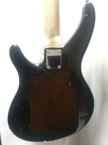 Yamaha TRBX174 • EMG GZR-PJ • DR Black Beauties Contrabaixo-yamaha-trbx174-D_NQ_NP_917041-MLB29955278322_042019-O