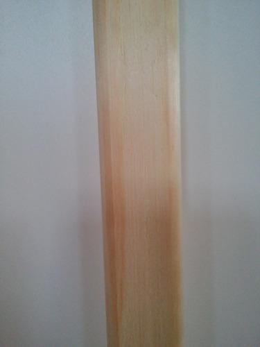 contramarco madera de 4,5cm. oferta x 10 varillas de 3,30m.