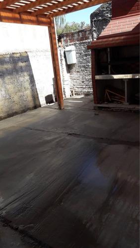 contrapiso albañileria en general mck construcciones