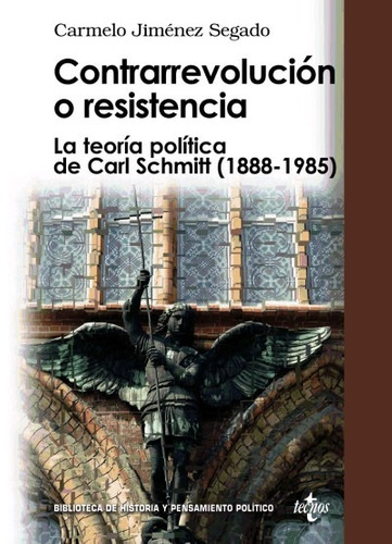 contrarrevolución o resistencia(libro ciencias políticas)