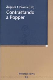 contrastando a popper(libro )