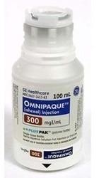 contraste omnipaque 350 ml