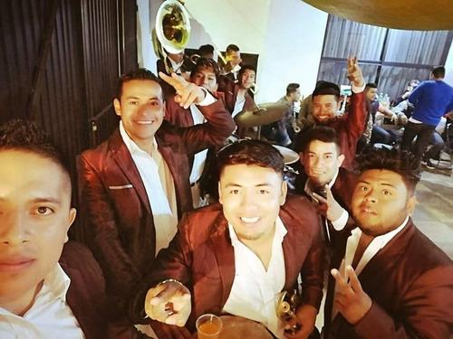 contratacion banda para fiestas $3000 cdmx edomex 5528861409