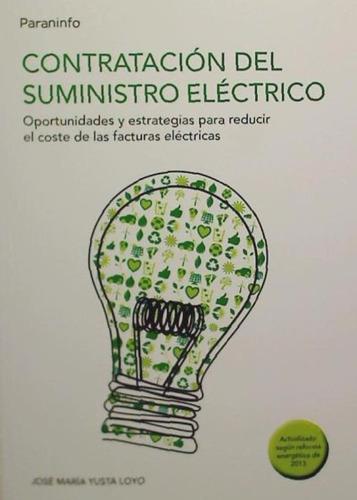contratación del suministro electrico(libro  ingeniería eléc