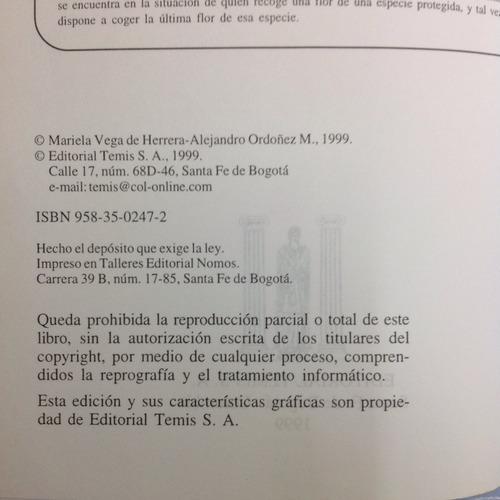 contratación estatal. mariela vega de herrera. ed. temis.