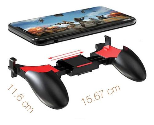control 5 en 1 con gatillos para juegos celular l1 r1